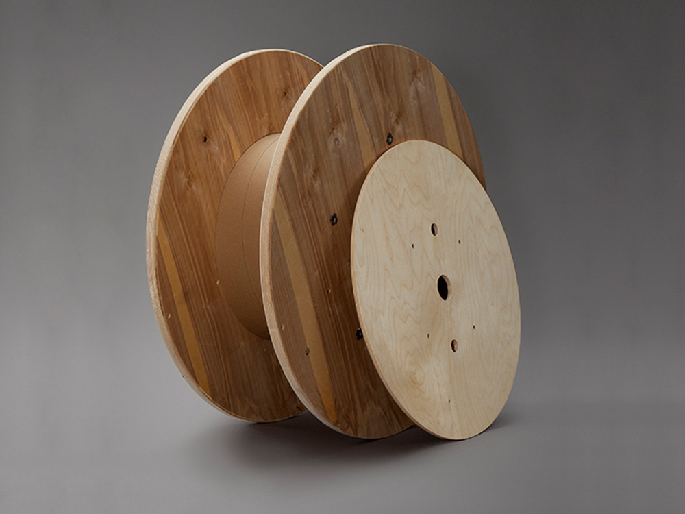 CABLE REEL FLANGES